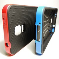 RED Neo Hybrid Case SERIES for Samsung Galaxy S5 - Hard case galaxy S5