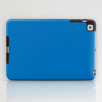 Dazzling Blue iPad Case by BeautifulHomes | Society6