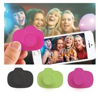 Selfie Snaps - Take Selfies with one Colorful Button!