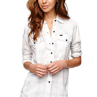 Hurley Wilson Long Sleeve Shirt at PacSun.com