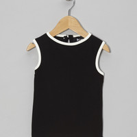 Black Sabrina Top - Infant, Toddler & Girls | something special every day