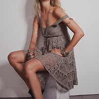 Free People Mavi Lace Dress