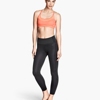 Yoga Tights - from H&M