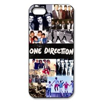 Fashion One Direction Apple Iphone 5S/5 Case Cover New All Band Members