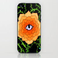 Sacral Chakra iPhone & iPod Skin by DuckyB (Brandi)