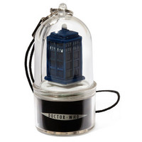 Doctor Who Cell Phone Alert Charms