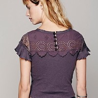 Free People FP New Romantics Bees Knees Top
