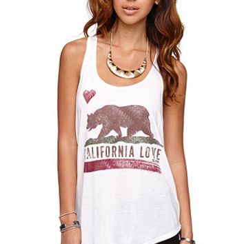 Billabong Flower Bear Racerback Tank at PacSun.com