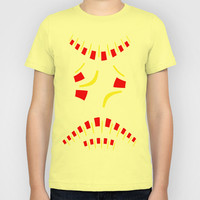 abstract face Kids T-Shirt by Antoine's  Vision