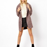 ASOS Wrap Cocoon Coat