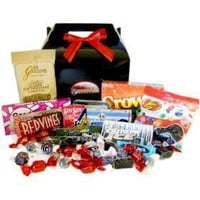 Licorice Lovers Candy Gift Box