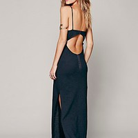 Free People Womens Twist and Shout Maxi
