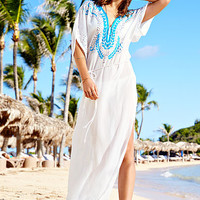 Embellished Cover-up Caftan - Very Sexy - Victoria's Secret