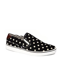 Bellfield | Bellfield Polka Dot Slip On Sneakers at ASOS