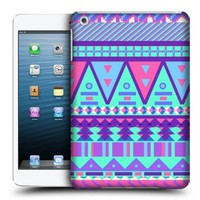 Head Case Sugar-coated Aztec Candy Tribal Back Case Cover For Apple iPad Mini