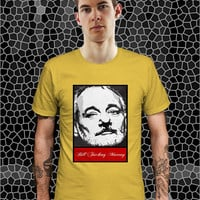 Bill Murray Cartoon Face Graphic Design Tshirt for Men Bill Murray Men Shirt Bill Murray Actrees Tee