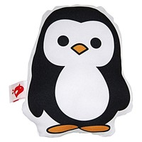 Penguin Cushion by Scoops Design