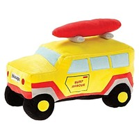 Sam Surf Truck Novelty Cushion by Hiccups