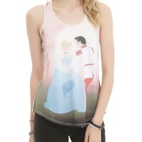 Disney Cinderella Ballroom Dance Girls Tank Top