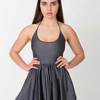Nylon Tricot Figure Skater Dress | American Apparel