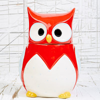 Owl Cookie Jar - Urban Outfitters