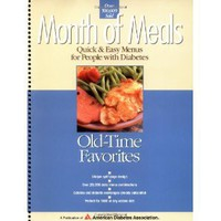 Month of Meals: Old-Time Favorites [Spiral-bound]