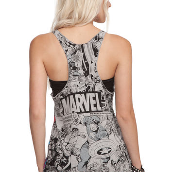 Marvel The Avengers Girls Tank Top