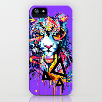-Tiger - iPhone & iPod Case by PeeGeeArts | Society6