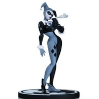 BATMAN BLACK & WHITE HARLEY QUINN 2ND ED STATUE