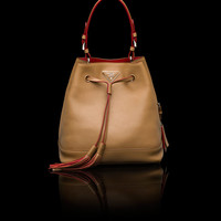 Prada E-Store · Woman · Handbags · Bucket Bag BR5069_2AIX_F098L