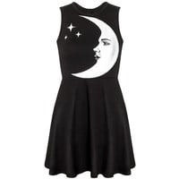Moonchild Skater Dress [B] | KILLSTAR