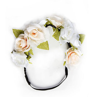 Papaya Clothing Online :: FLORAL HAIR BAND