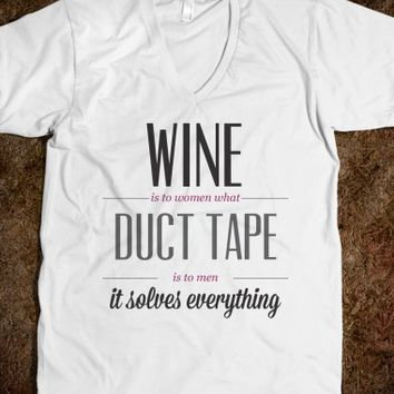 WINE DUCT TAPE