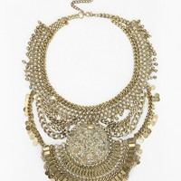 Medina Statement Necklace - Urban Outfitters