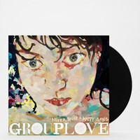 Grouplove - Never Trust A Happy Song LP+MP3 - Urban Outfitters