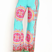 INDIE WIDE LEG PANTS
