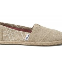 Hemp Embroidered Women's Classics