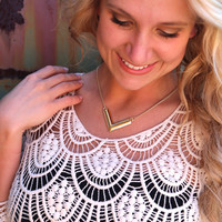 Lead the Way {Necklace}