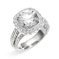 Jack Kelege 'Romance' Diamond Semi Mount Ring
