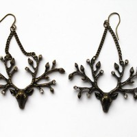 piiqshop - Market Place - Earrings Deer