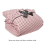 Wake Up Frankie - Brigitte Bar-dot Duvet (Pre-Order!) : Teen Bedding, Pink Bedding, Dorm Bedding, Teen Comforters