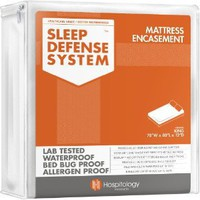 Sleep Defense System - Waterproof / Bed Bug Proof Mattress Encasement