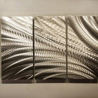 Fresh Start / Metal Abstract Art By Jon Allen by statements2000