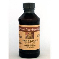 Natural Root Beer Flavor-4 Oz