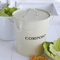 Kitchen Compost Bucket — Cox  Cox, the difference between house and home.