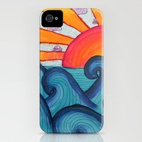 summer iPhone Case by Taylor St. Claire | Society6