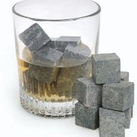 Gift Ideas: whiskey stones- gift set