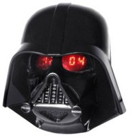 Gift Ideas: Darth Vader Alarm Clock