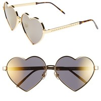 Women's Wildfox 'Lolita Deluxe' 59mm Sunglasses