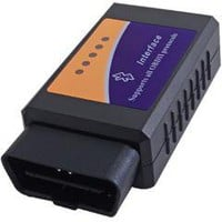 Bluetooth CAN BUS OBD 2 OBD2 OBDII Diagnostic Interface free shipping